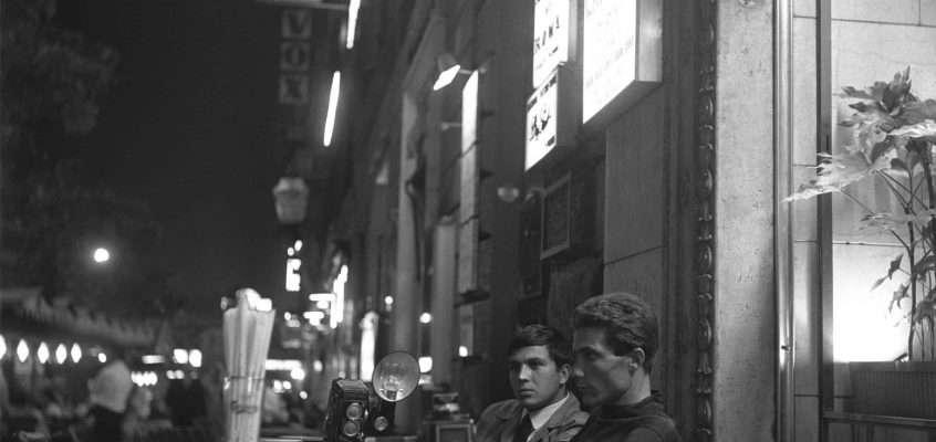 Via Vittorio veneto (Istituto Luce, 1961)