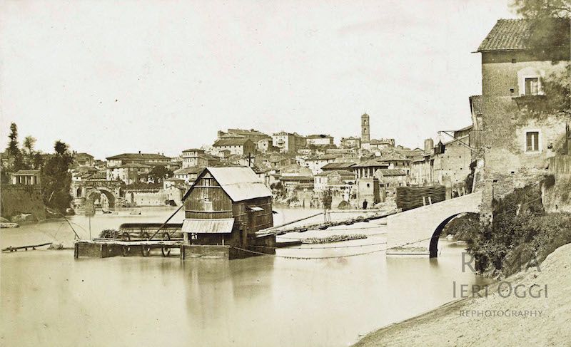 Tevere (1850 ca)