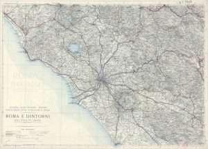 Roma e Dintorni  - TCI 1931