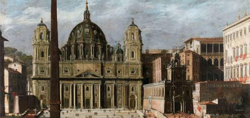 Basilica di San Pietro (Codazzi, 1630 ca)