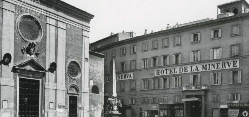 Piazza della Minerva (1906)
