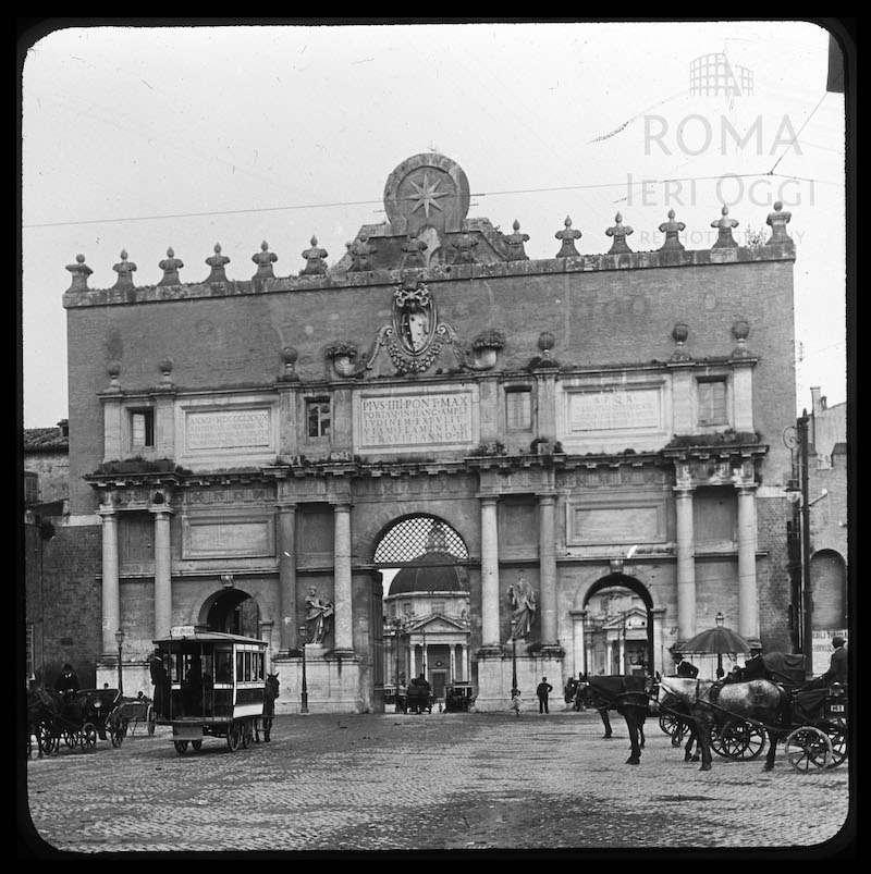 Piazzale Flaminio (1910 ca)