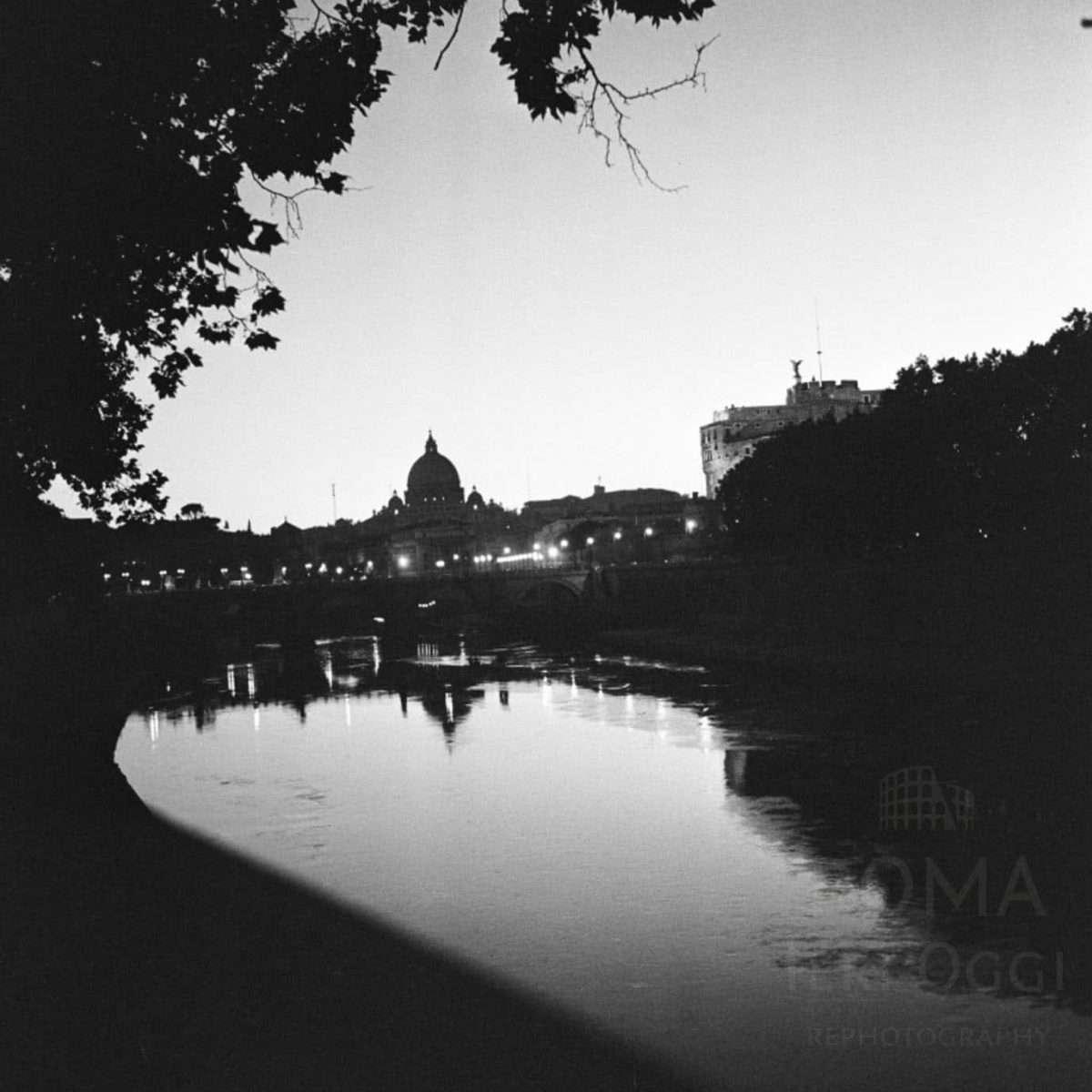 Vista da Ponte Umberto I