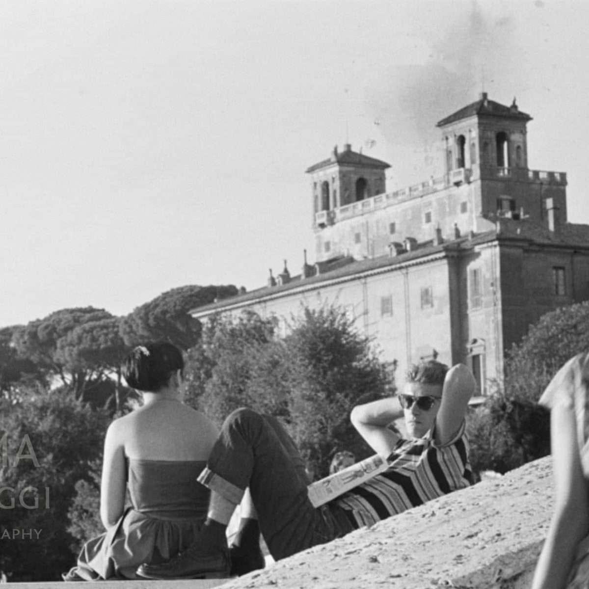 Trinità dei Monti (Villa Medici)