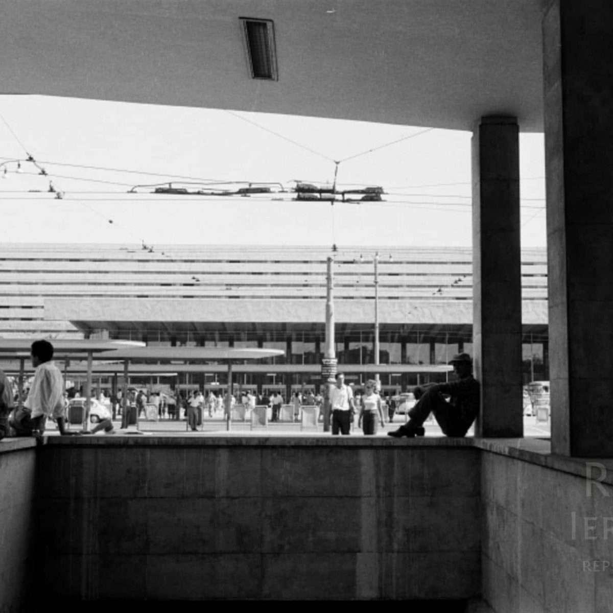 Piazza dei Cinquecento (Stazione Termini)