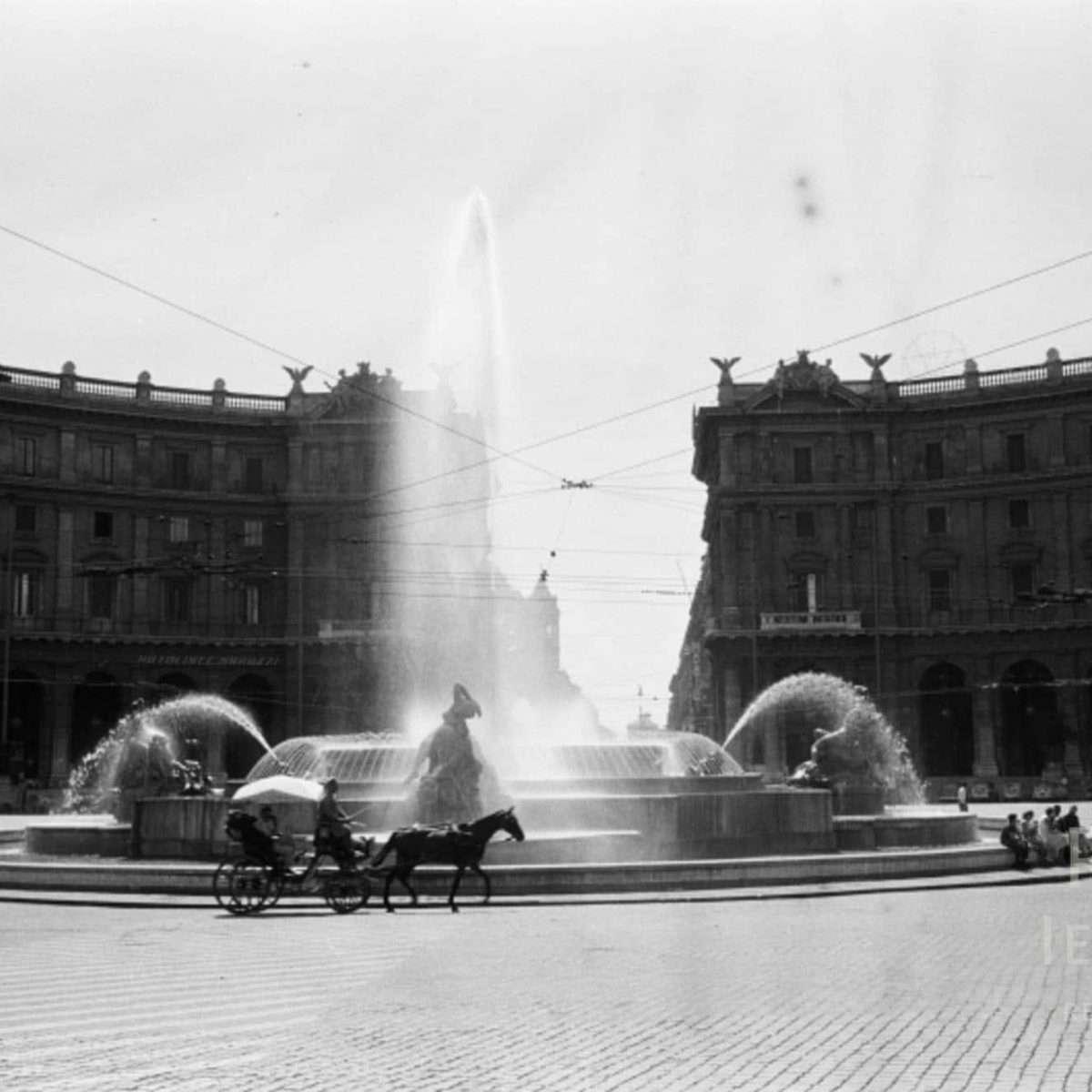 Piazza della Repubblica (Piazza Esedra)