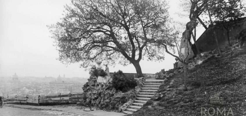 Passeggiata del Gianicolo (1898)