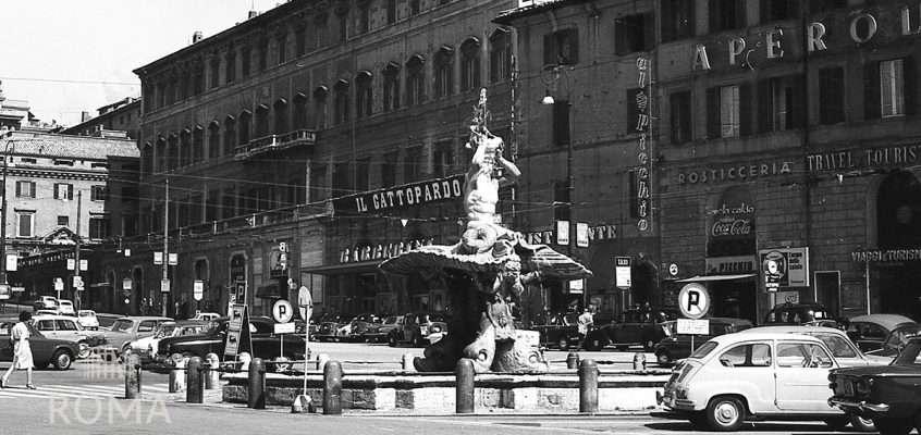 Piazza Barberini (1963)