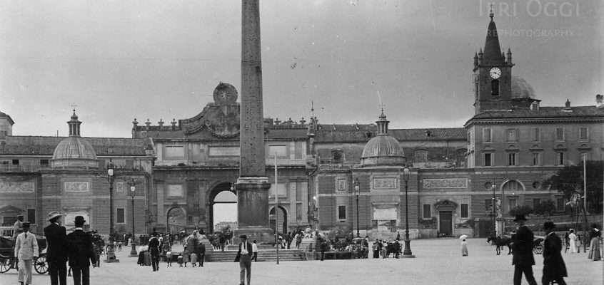 Piazza del Popolo (1907)