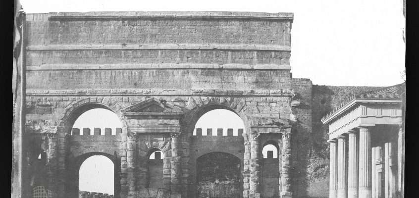 Piazza di Porta Maggiore (1850)