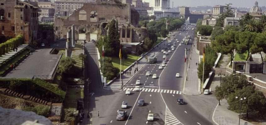 Via dei Fori Imperiali (1962)