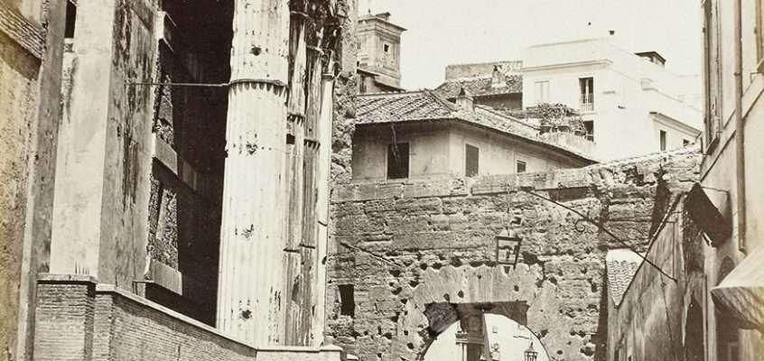 Arco dei Pantani (1865 ca)