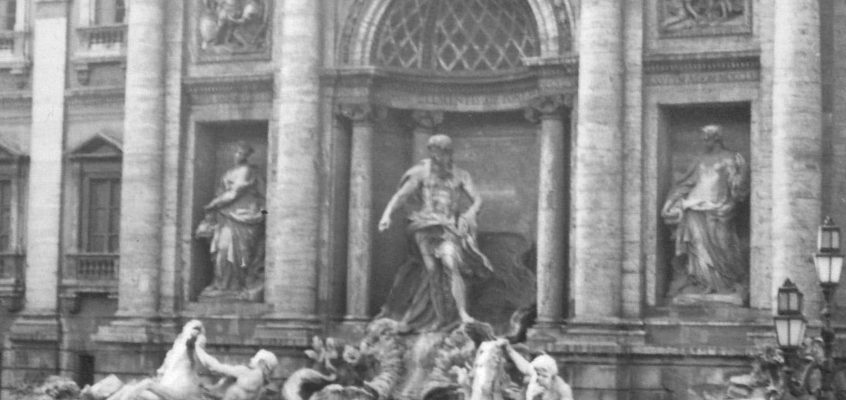 Fontana di Trevi (1960)