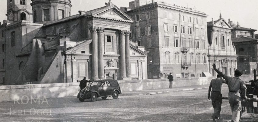 Lungotevere in Augusta (1938)