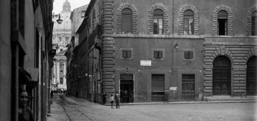 Piazza Scossacavalli (1930)