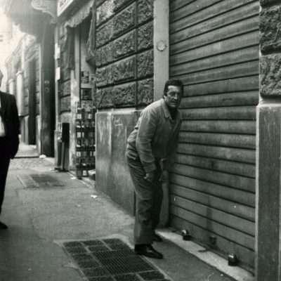 Alessandro Rinaldi - Via Corfinio, Mio padre Ennio