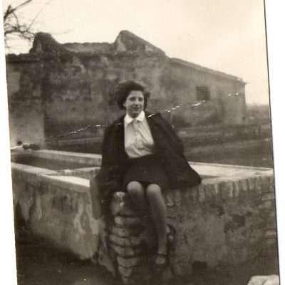 Angelo Pierezza - Mia madre a Primavalle 1964:65. Attualmente è Via Gasparri.