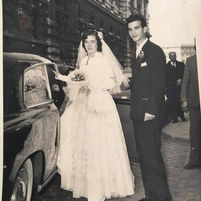 Anna Maria Riva - Mamma e papà 1954 Via Ulpiano