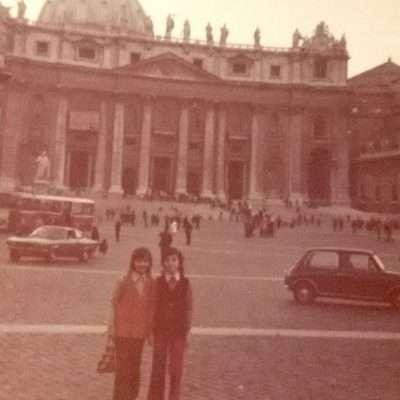 Antonella Iasi - A. D. 1972 con mia sorella