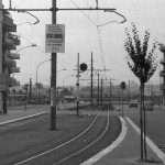 Antonio Rossi - Diramazione per Piazza dei Mirti del vecchio trenino Roma-Fiuggi (Anno 1976)