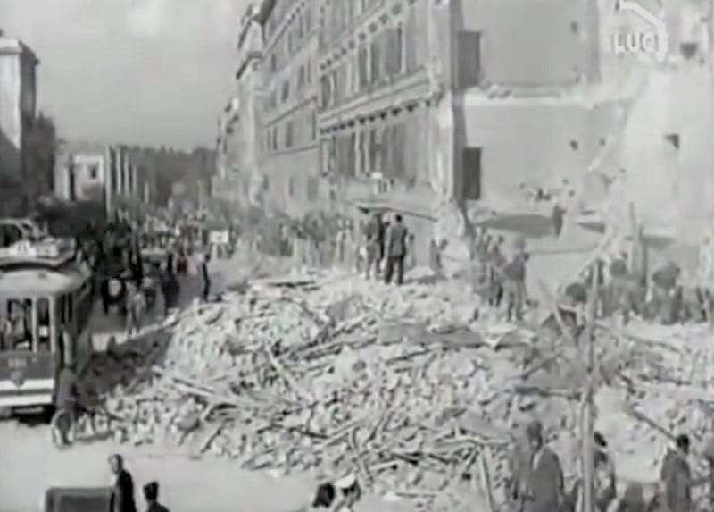 Bombardamento su Roma (1943)