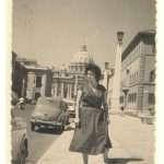 Bruno Capogrosso - Mia madre! Anni '50 Via della Conciliazione