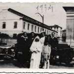 Camillo Micio - Chiesa di Santa Croce al Flaminio...Prima Comunione della mia cugina piu' grande 1934