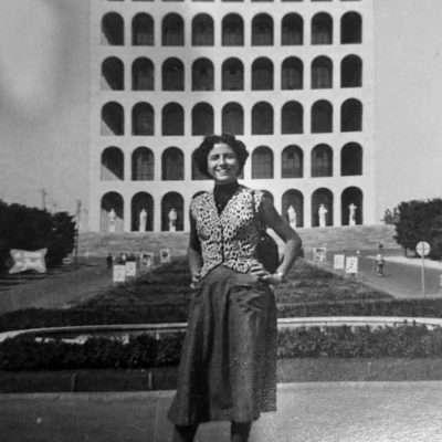 Cristiano Bolignari - Mia Madre, fine anni 50