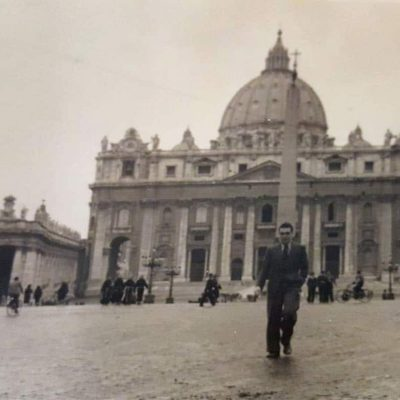 Fabiana Monti - San Pietro....anni 40