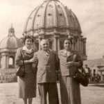 Francesca Sofia - Zio Dante e Zia Adele con la figlia Sandrina.jpg