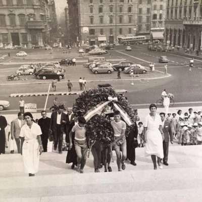 Gianluca Hermann Hermann - Mia Madre a destra penso nel 1960