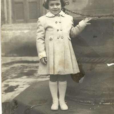Laura Marinaccio Ruiz - Instituto Principessa Di Piemonte Roma 1960