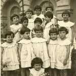 Laura Marinaccio Ruiz - Instituto Prinicipessa di Piemonte di Roma 1957