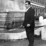 Marina Madeddu - Mio padre, Giorgio Madeddu, a Piazza Pia il giorno del suo matrimonio (1960)