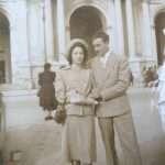Massimo Gregori - Mio padre e mia madre anni 50 non saprei dire in che zona di roma