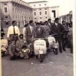 Pietro Tamantini - 6 Maggio 1956. Giornata della Vespa