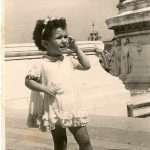Planeta Mirella - Sono io all'Altare della Patria. 1953