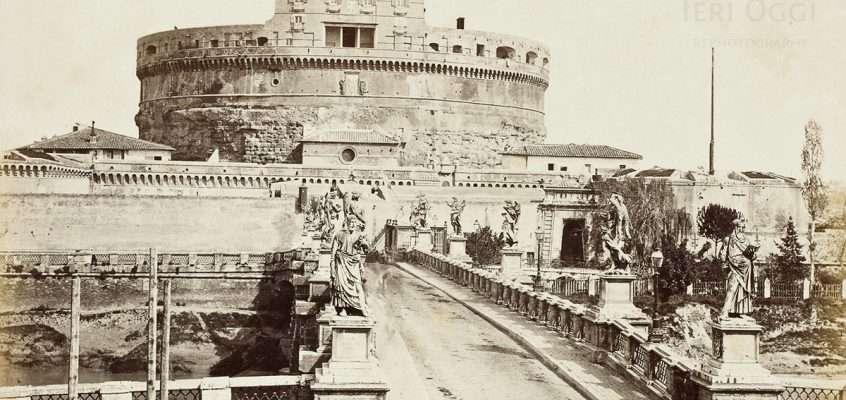 Ponte Sant'Angelo (1860)