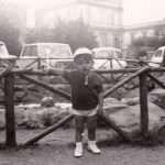 Salvatore Mottola - Questo sono io sul finire degli anni '60. Villa Paganini