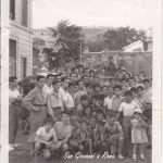 Simonetta Carlini - Questa foto scattata a San Giovanni (Via Altamura) primi anni 50 io la bambina a destra ed era la festa della coca cola magari qualcuno si riconosce?