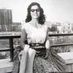 Stefano Di Lorenzo - Mia madre nel 1959 circa... Credo al Laghetto dell'EUR