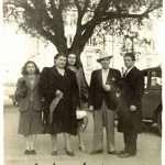 Stefano Regini - Piazza dell'Alberone - 1949