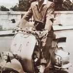 Stefano Rossi - Mio papà terrazza del Pincio 1956