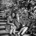 Tiziana Ferretti Privato - scalinata trinità dei monti (piazza di spagna) 1957