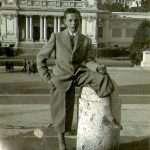 Tiziana Ferretti - Via Omero mio zio anni 50