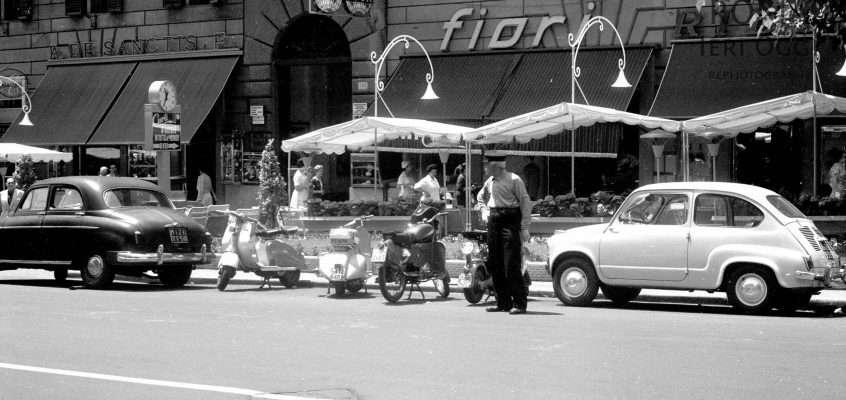Via Veneto (1960)