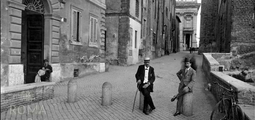 Via del Campidoglio (1905)