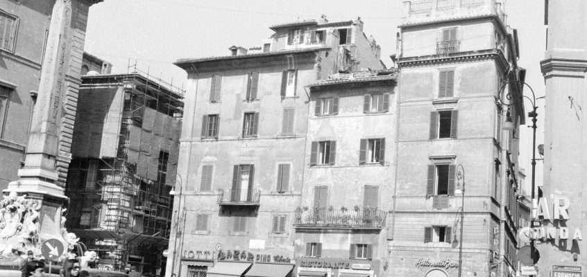 Roma anni '70 (1970) 20 foto