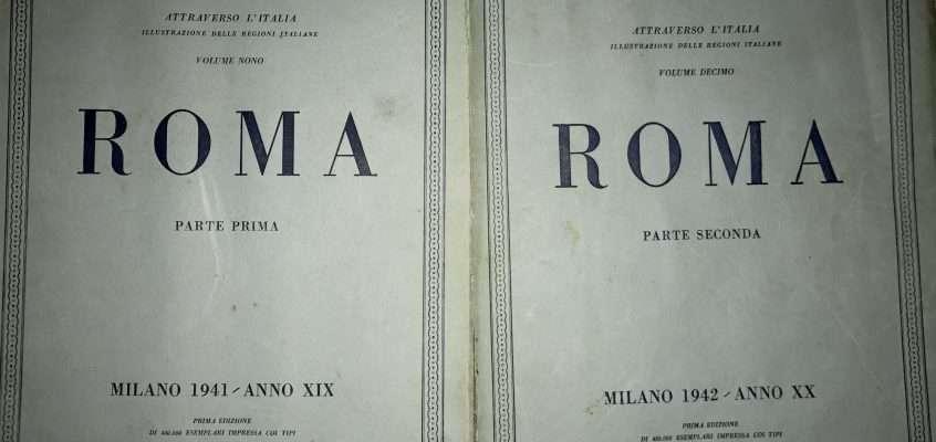 Attraverso l'Italia – CTI (1941 – 1942) – 28 foto