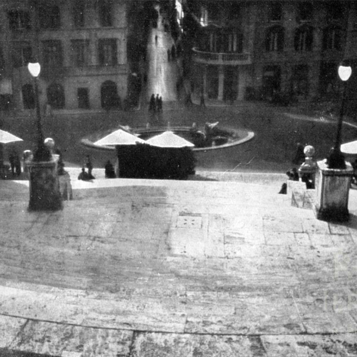 Scalinata Trinità dei Monti - Piazza di Spagna